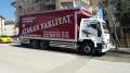 Ankara İzmir Evden Eve Nakliyat