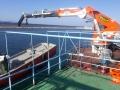 ASELKON marine crane  ship crane port crane manufacturer